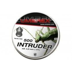 Śrut 4,5 mm Umarex Intruder - 500 szt
