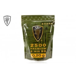 Kulki ASG Elite Force Premium 0,20g 2500 szt.