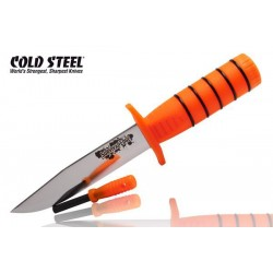 Nóż Cold Steel SURVIVAL EDGE ORANGE